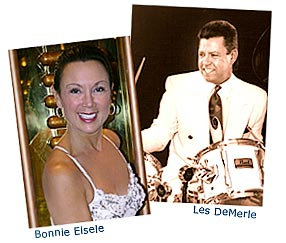 The Dynamic Les Demerle with Bonnie Eisele