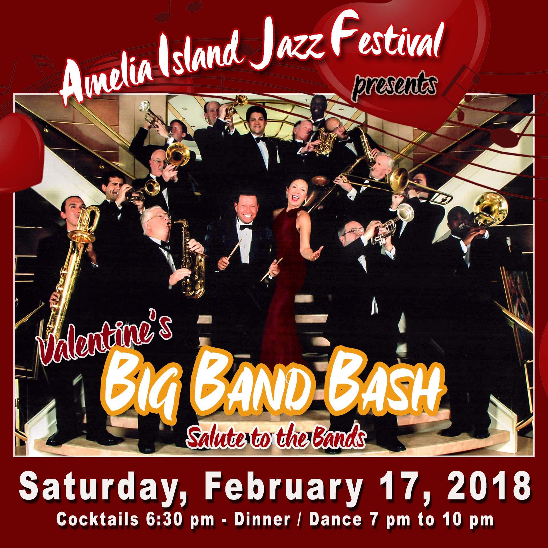 Big Band Bash 2018