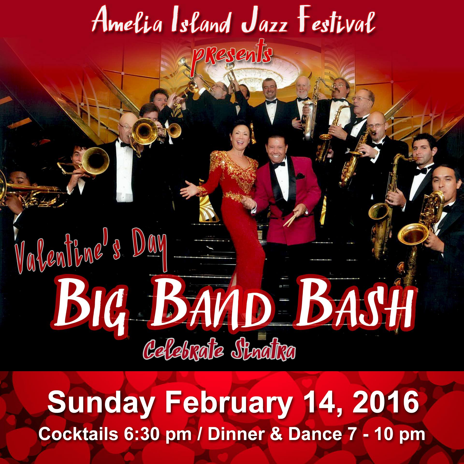 Big Band Bash 2016