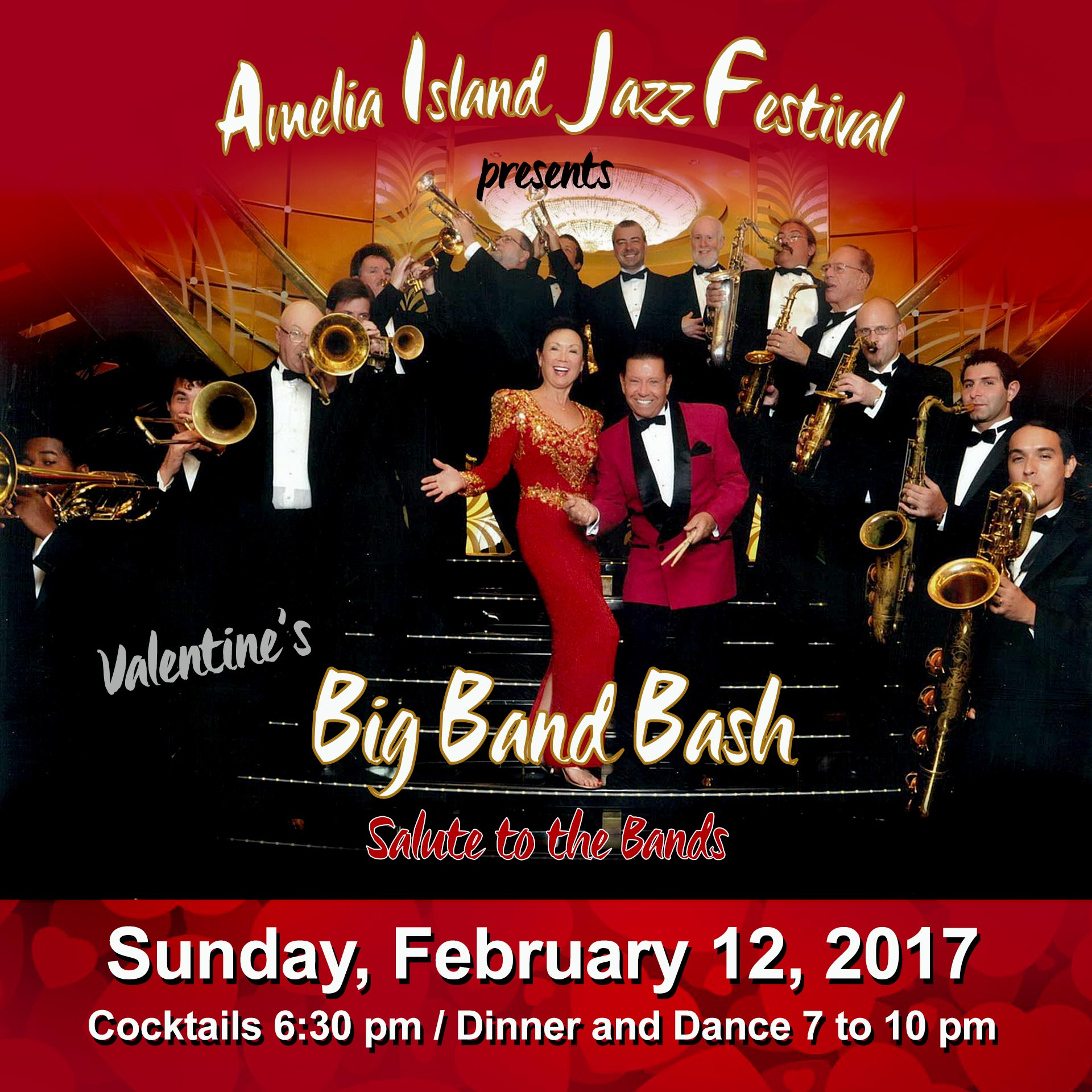 AIJF Big Band Bash 2017